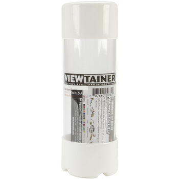 Viewtainer 2X6- White