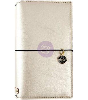 Prima Traveler's Journal Starter Set-Sandy