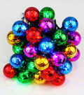 Maker\u0027s Holiday Christmas 25 ct Large Multicolored Mercury String Lights