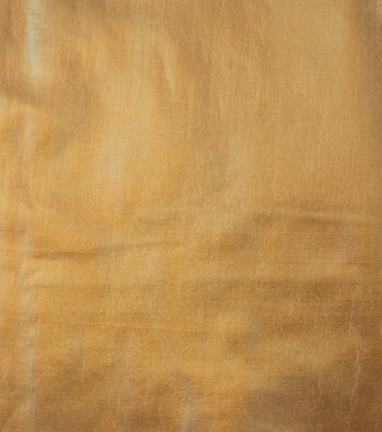 "Cosplay By Yaya Han Mirror Foil Fabric 55""-Gold"