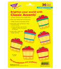 Apple Baskets Classic Accents Variety Pack, 36 Per Pack, 6 Packs