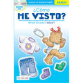Pbs Publishing Spanish-English Book With CD-What Should I Wear?