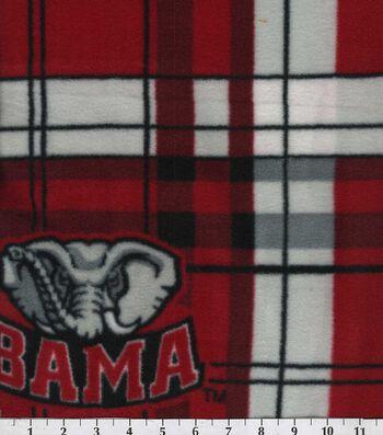 Alabama Plaid Flc