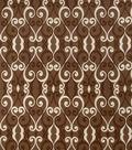 Home Decor 8\u0022x8\u0022 Fabric Swatch-SMC Designs Culver / Mocha
