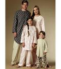 Butterick Pattern B6429 Adult & Children\u0027s Tunic & Pants-Children\u0027s
