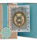 Hunkydory Topper Deck 2.5\u0022X3.5\u0022 54/Pkg-Vintage Moments, 18 Designs