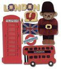 Jolee\u0027s Boutique Themed Stickers-London