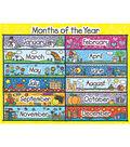 Carson-Dellosa Months of the Year Kid-Drawn Chart 6pk