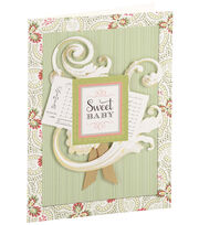 Anna Griffin Card Kit Baby Neutral, , hi-res