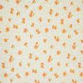 Premium Cotton Fabric-Remi Tossed Daisy