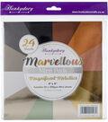 Hunkydory Crafts Marvellous Mirri Paper Pad-Magnificent Metallics