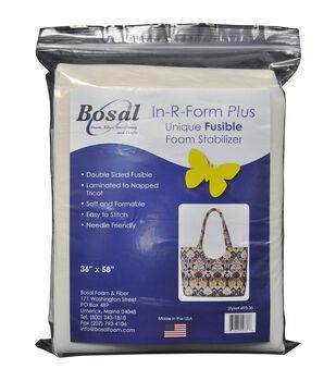 Bosal In-R-Form Plus Unique Fusible Foam Stabilizer 36''x58''