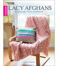 Leisure Arts-Lacy Afghans
