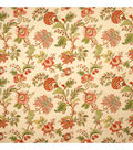 Home Decor 8\u0022x8\u0022 Fabric Swatch-Jaclyn Smith Colbert-Tabasco