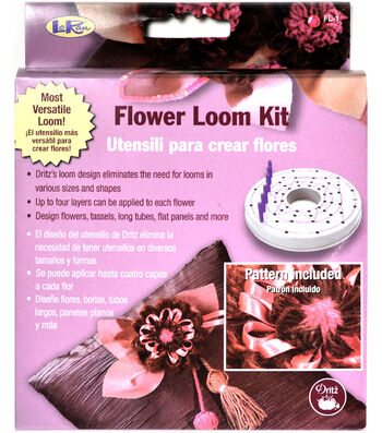 Dritz LoRan Flower Loom Kit