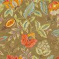 Waverly Lightweight Decor Fabric 54\u0022-Modern Poetic/Flaxseed