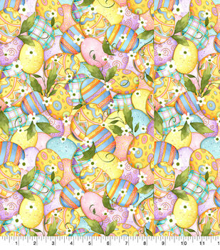 Holiday Inspirations Fabric-Packed Eggs