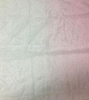 Glitterbug Fabric-Ombre GLightr Mesh Bl Lav