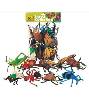 Wild Republic Polybag Insects