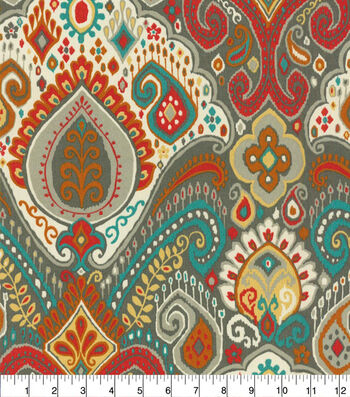 Waverly Outdoor Print Fabric 54''-Fiesta Boho Passage