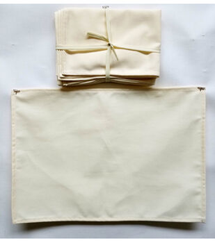 4pc Placemat Value Pack-Natural