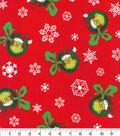 Christmas Cotton Fabric 44\u0022-Tossed Grinch