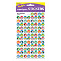 Purr-fect Pets superSpots Stickers 800 Per Pack, 6 Packs