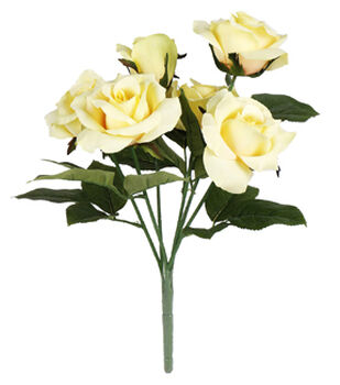 Bloom Room 17'' Rose Bush-Yellow