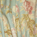 Waverly Upholstery Fabric 13x13\u0022 Swatch-Among the Roses Mist