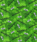 Seattle Seahawks Flannel Fabric 42\u0022-Tie Dye