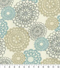 Waverly Upholstery Fabric 54\u0027\u0027-Mineral Rare Jewels