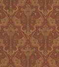Home Decor 8\u0022x8\u0022 Fabric Swatch-Lauden Way Ruby
