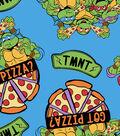 Teenage Mutant Ninja Turtles Fleece Fabric 59\u0022-Retro Got Pizza