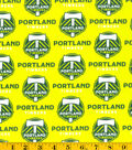 Portland Timbers Cotton Fabric 58\u0022-Logo