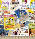 Disney Cotton Fabric 43\u0022-Love Stories