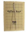 The Beadsmith Anne Dilker Mini Macrame Board