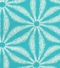 Tommy Bahama Outdoor Fabric 13x13\u0022 Swatch-Caribe Star Batik