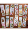 Bucilla Counted Cross Stitch Kit Inspired By Nature Bookmarks