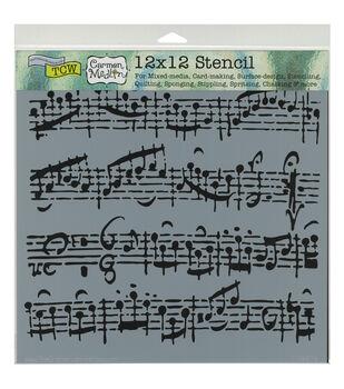 Stenciling - Paint Stencils & Letter Stencils | JOANN