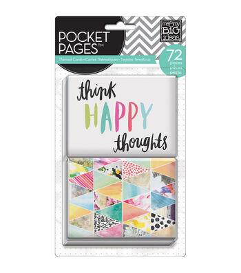 Journal El-themed Cards 72pcs