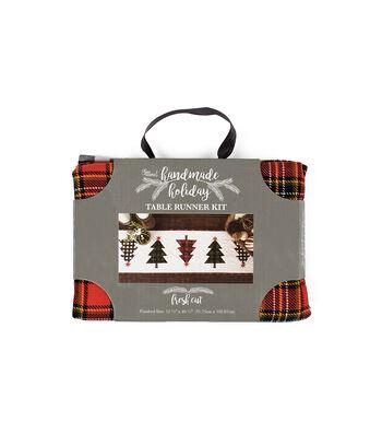 It's Sew Simple Handmade Holiday Christmas Fresh Cut Table Runner Kit