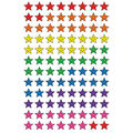 Star Smiles superShapes Stickers 800 Per Pack, 12 Packs