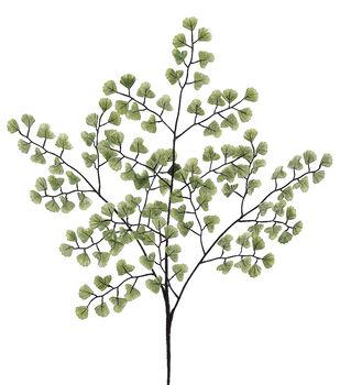 Bloom Room Maidenhair Fern-Green
