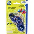 Glue Dots 0.38\u0027\u0027x39\u0027 Premium Permanent Glue Tape with Runner