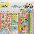 EK Success Minions 12\u0027\u0027x12\u0027\u0027 Page Kit