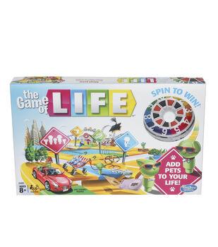 Hasbro Gaming The Game of Life Kit