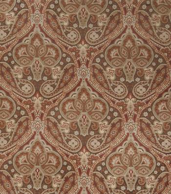 Jaclyn Smith Upholstery Fabric-Coach /Spicewood