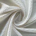 Endless Sea Pucker Knit Fabric-Ivory