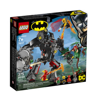 LEGO Super Heroes Batman Mech vs. Poison Ivy Mech Set