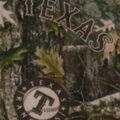 Texas Rangers Fleece Fabric-True Timber